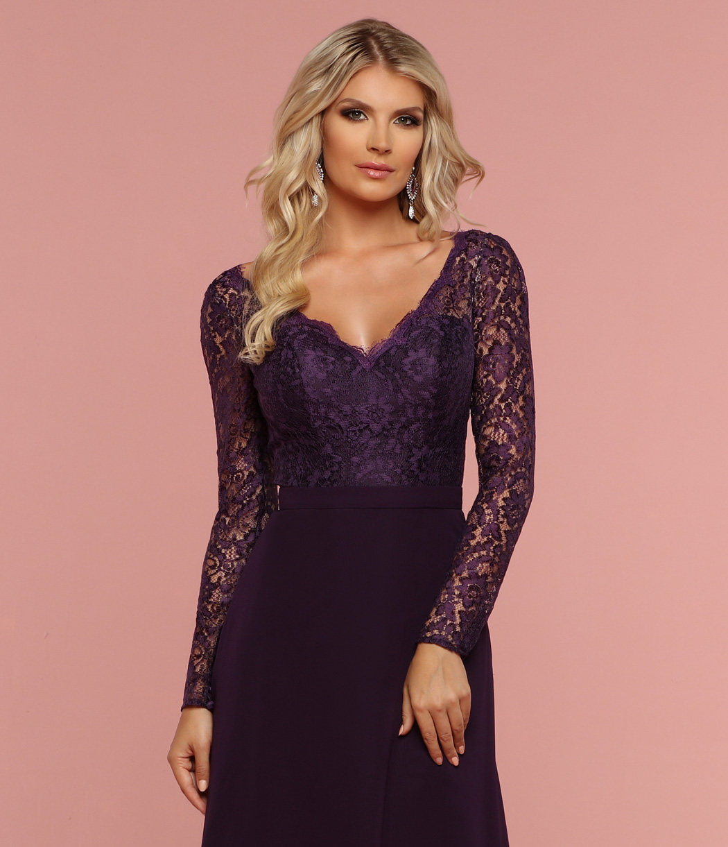 Wedding & Bridesmaid Dresses | DaVinci Bridal Collection