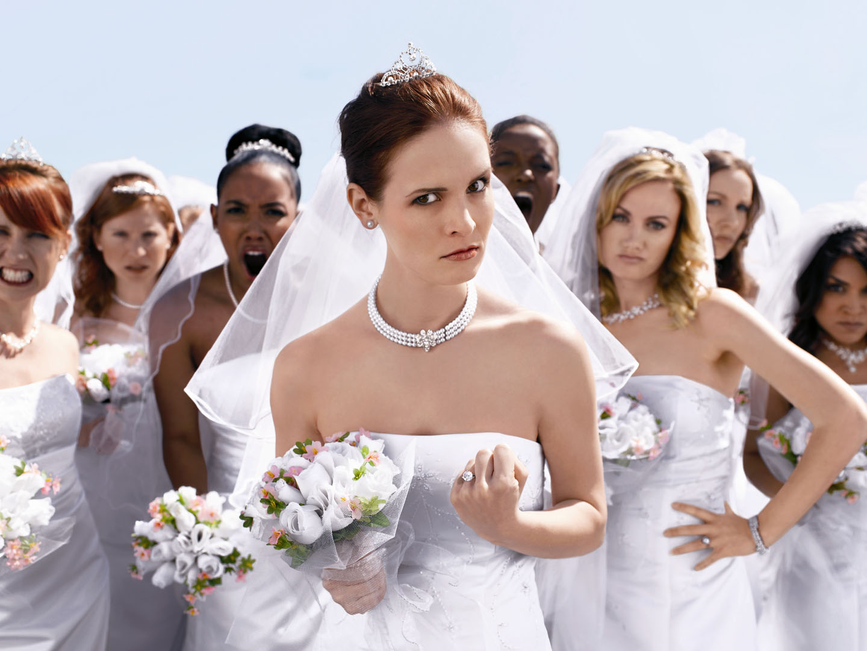 Don't Be a Bridezilla