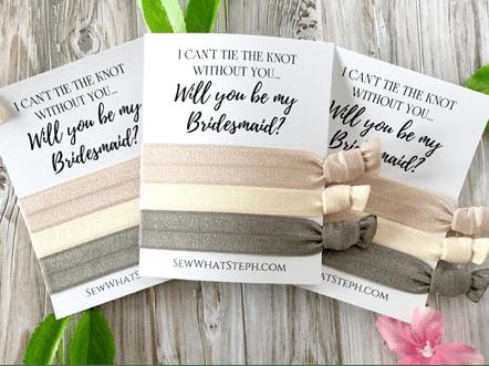 Bridesmaid Proposal Gift Ideas