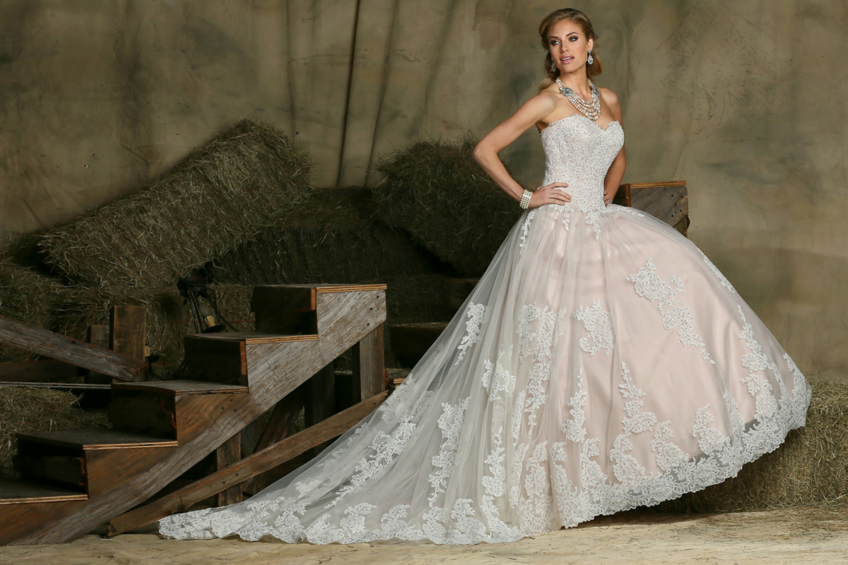 Shade of Your Wedding Gown