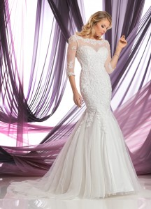 Wedding Dresses with Sleeves & Jackets Style #50403
