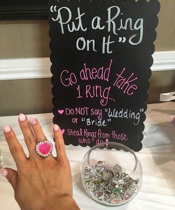 Planning Bridal Showers