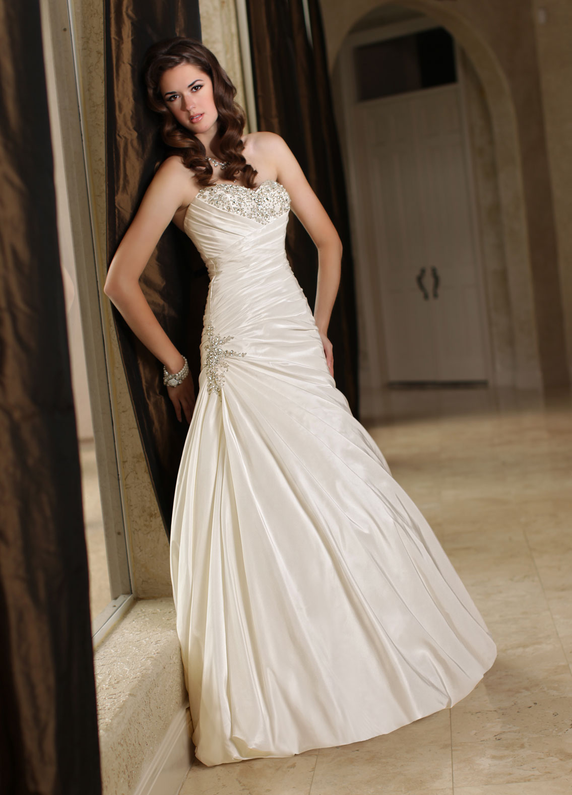 Hollywood Romance 12 Ultra Dreamy Wedding Gowns Davinci Bridal Blog