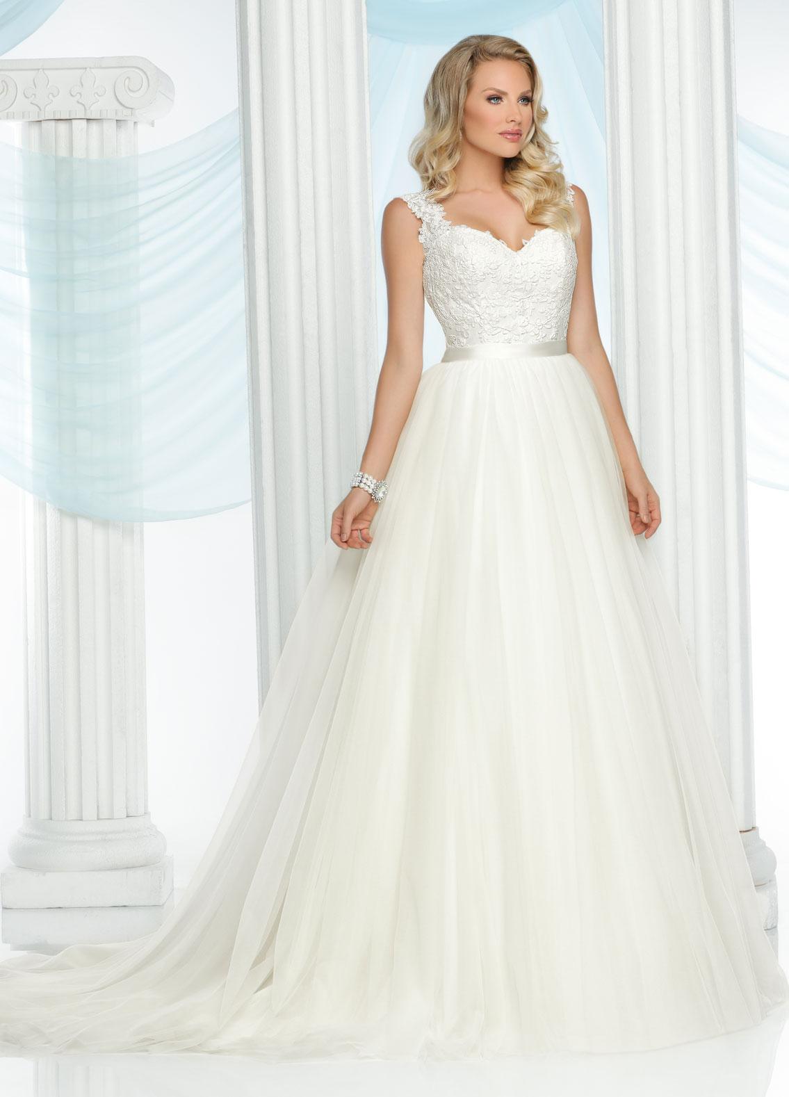 7 Brand New Wedding Gowns