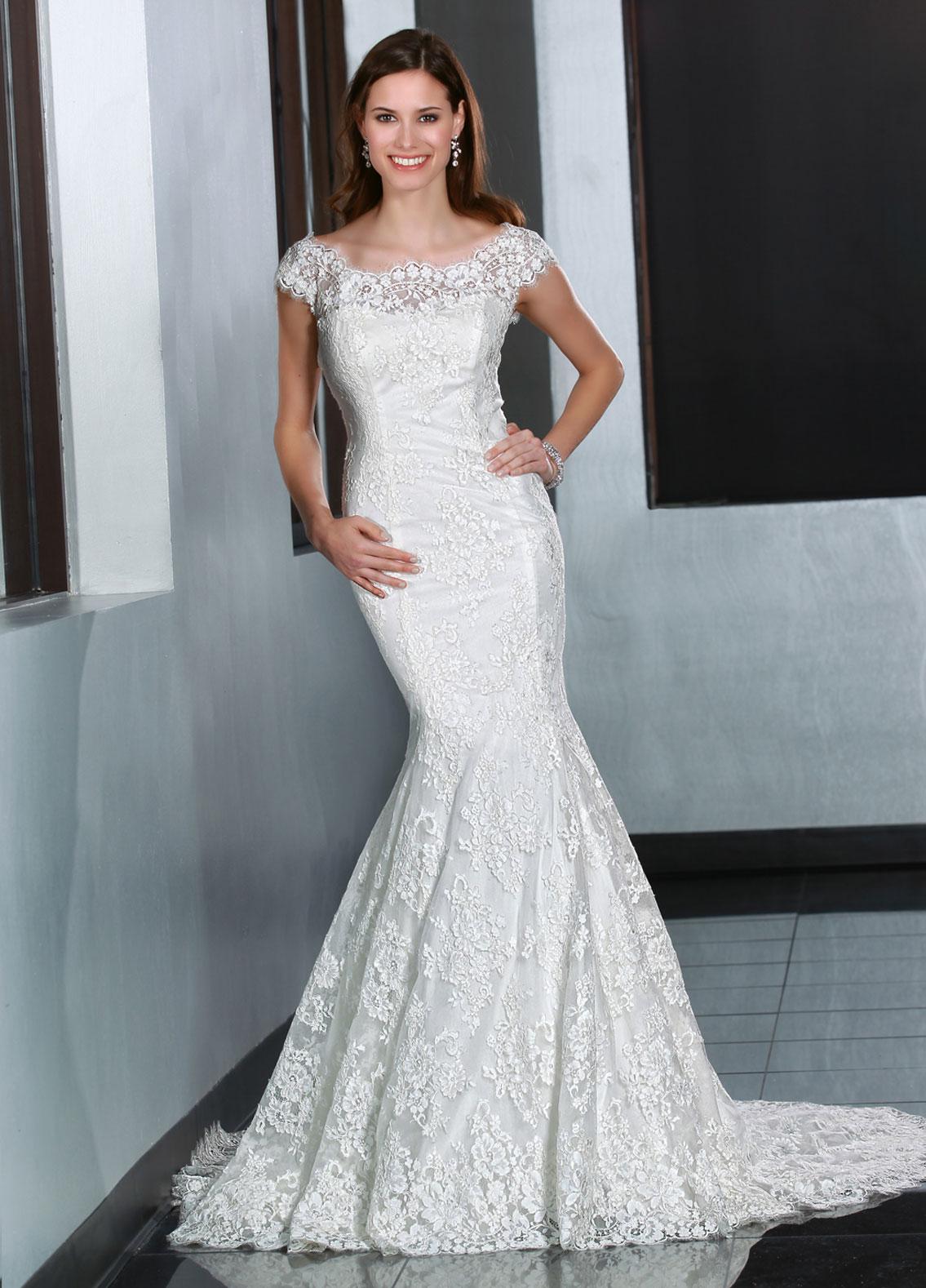 50195AL   DaVinci Bridal Blog