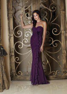 Strapless Bridesmaids Dress Style #60121