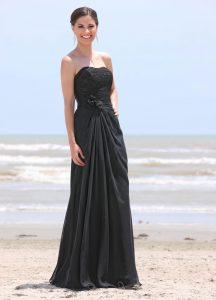 Strapless Bridesmaids Dress Style #60151