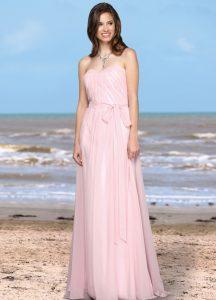 Strapless Bridesmaids Dress Style #60171