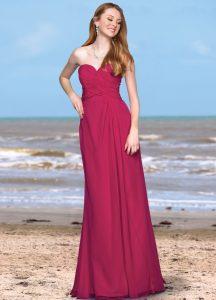Strapless Bridesmaids Dress Style #60174
