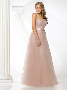 Strapless Bridesmaids Dress Style #60300