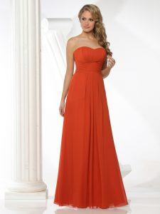 Strapless Bridesmaids Dress Style #60303