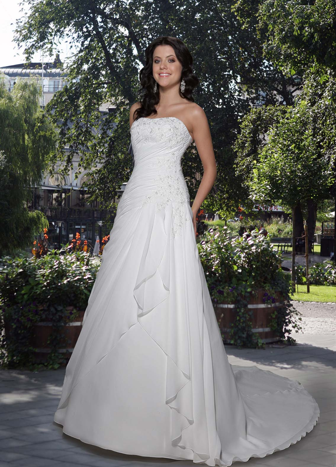 8371AL | DaVinci Bridal Blog