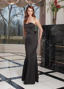 Strapless Bridesmaids Dress Style #9327
