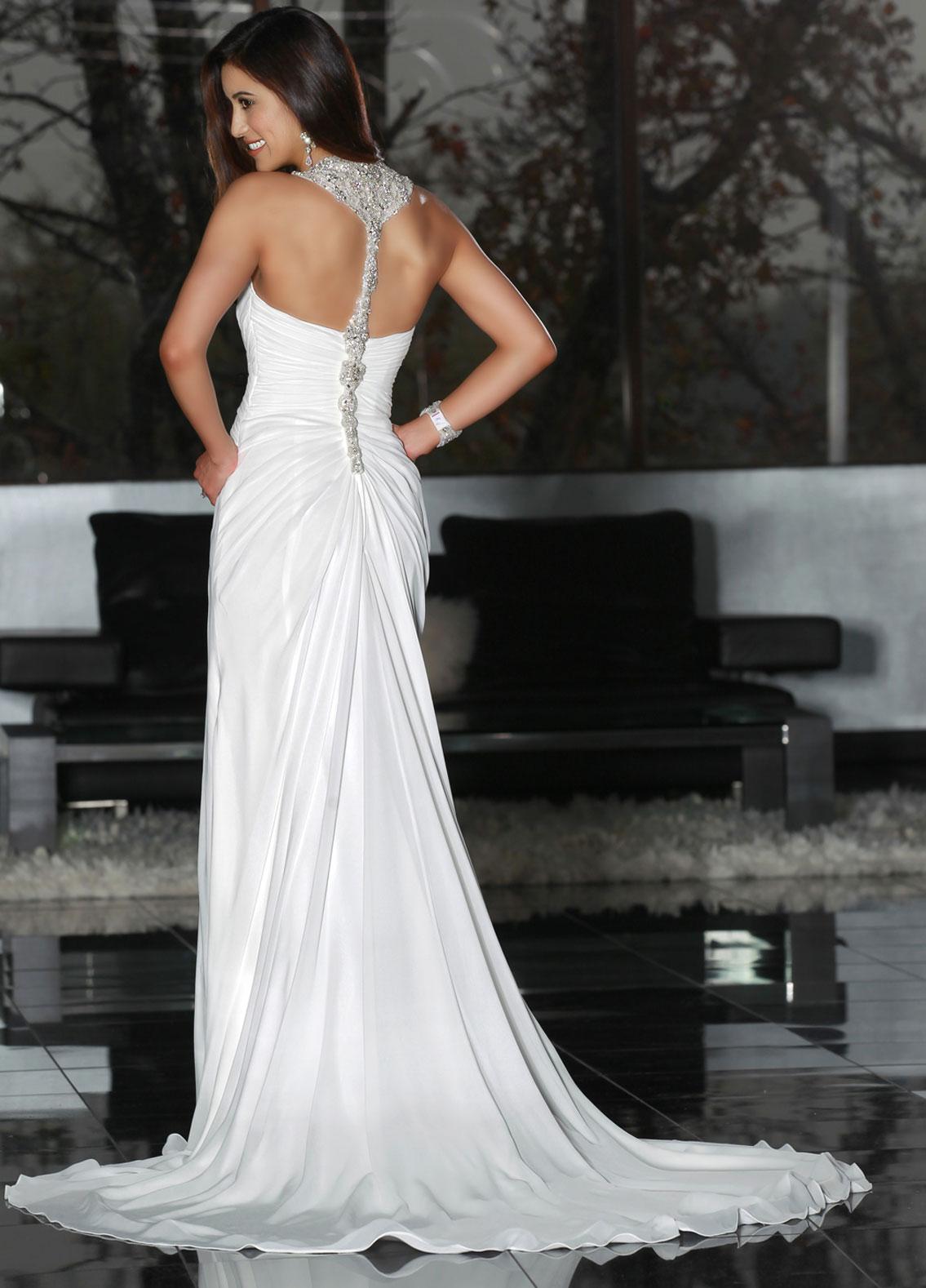 Slit Skirt Wedding Dresses for 2021-2022