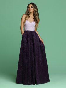Strapless Bridesmaids Dress Style #60426