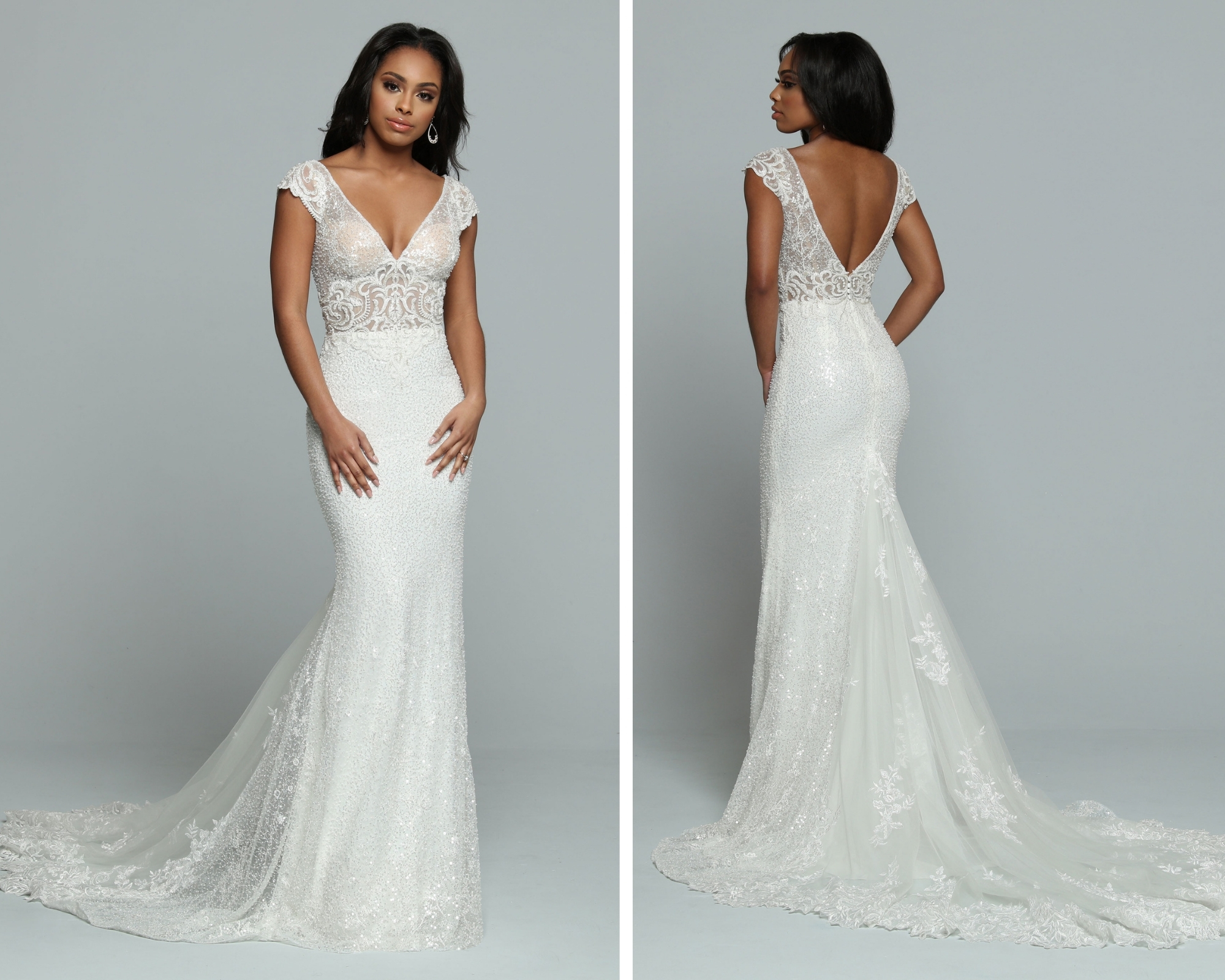 2021 Fit & Flare Wedding Dresses Sneak Peek