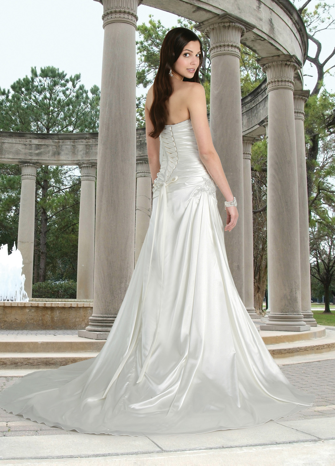 Back view of Style : 50052