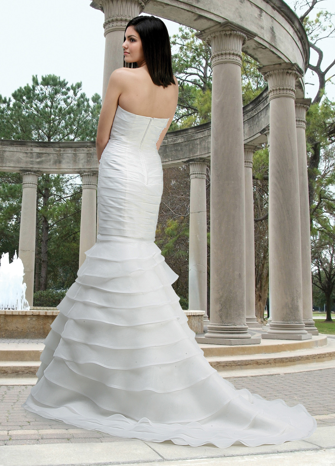 Back view of Style : 50063