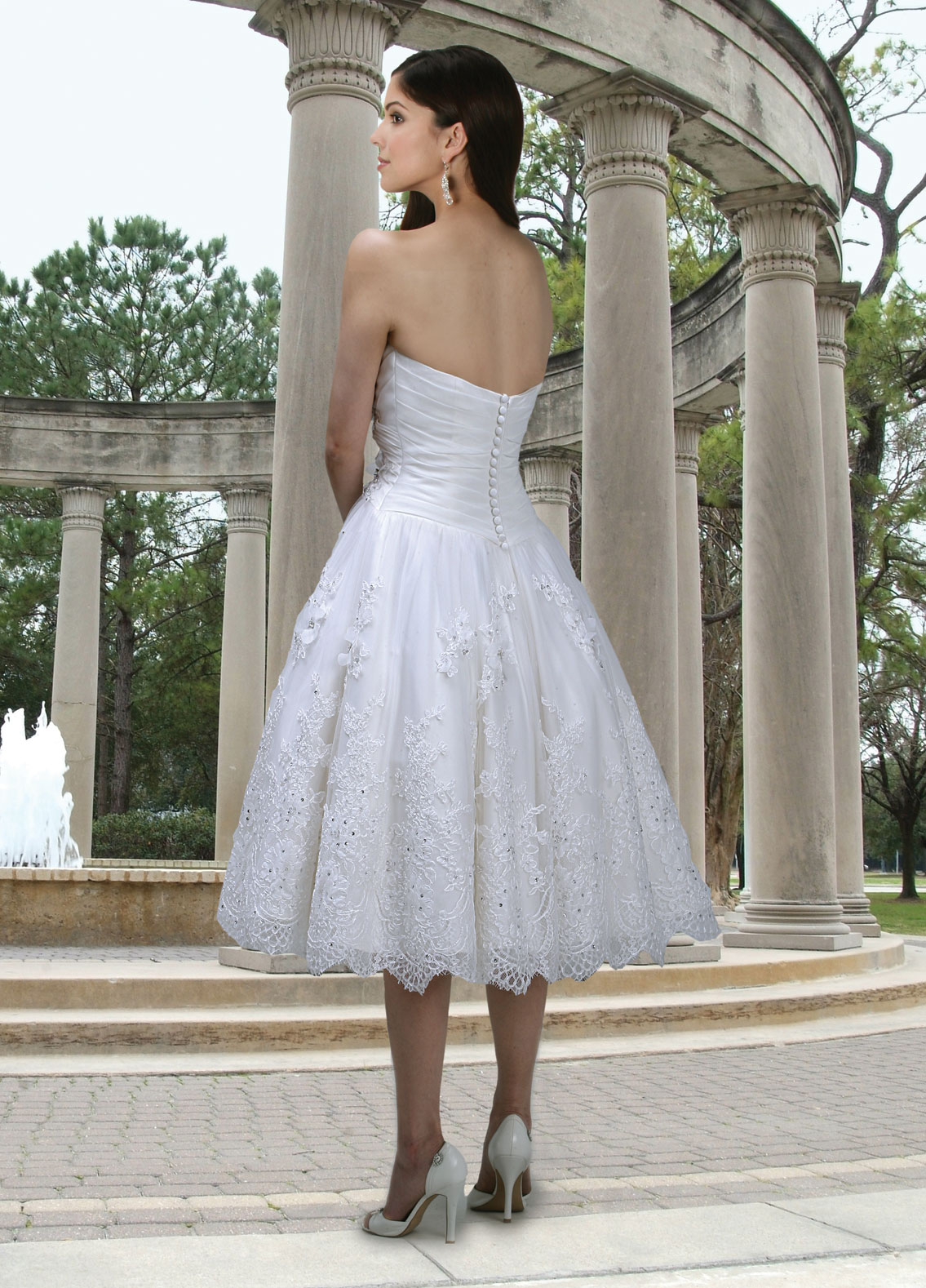 Back view of Style : 50076