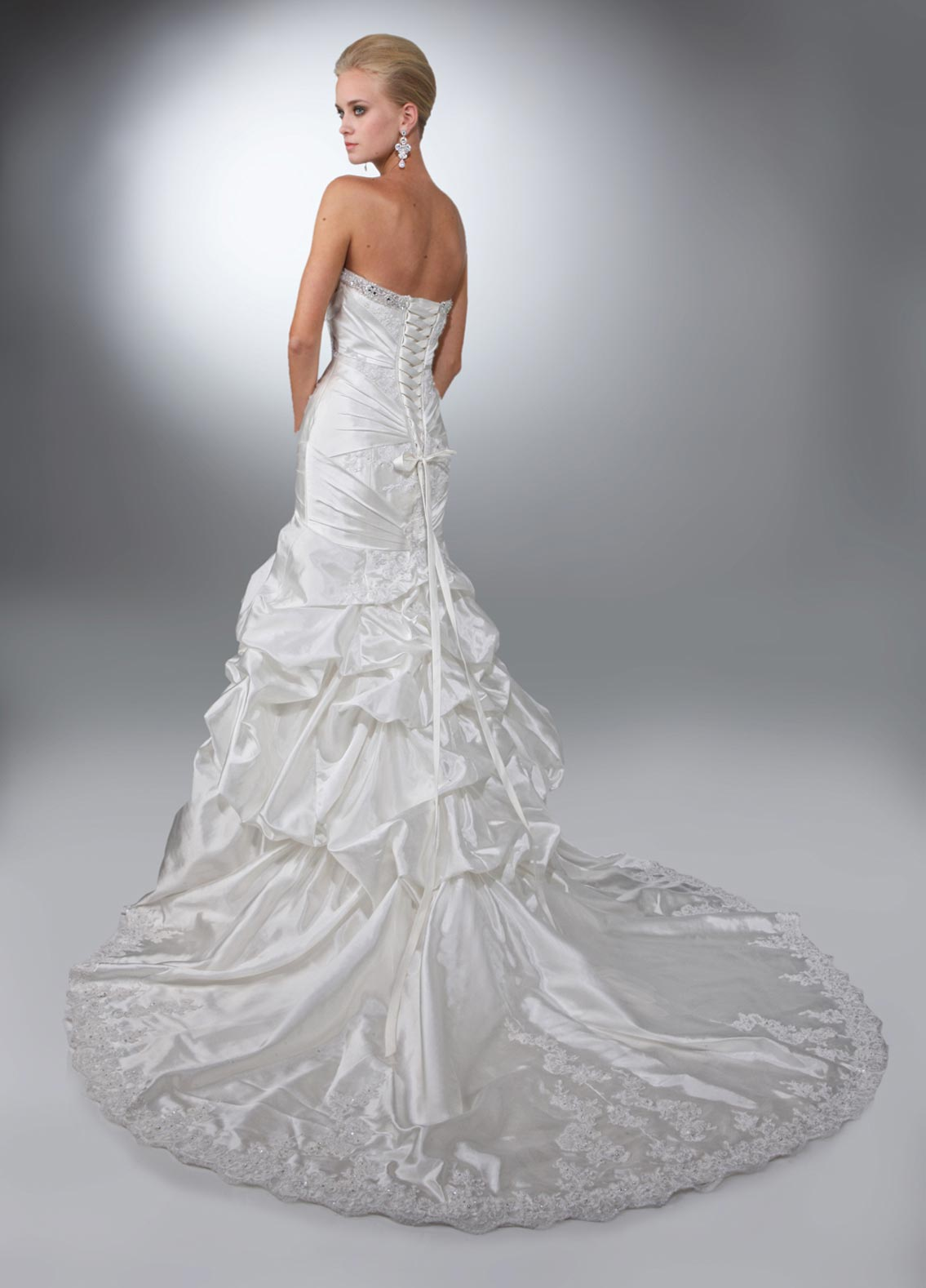 Back view of Style : 50084