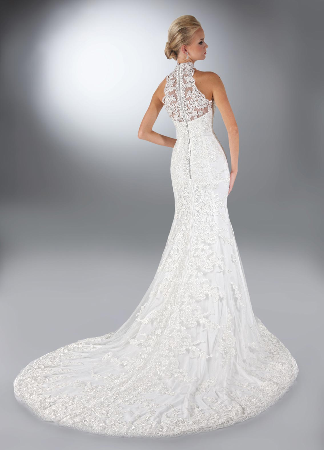 Back view of Style : 50085