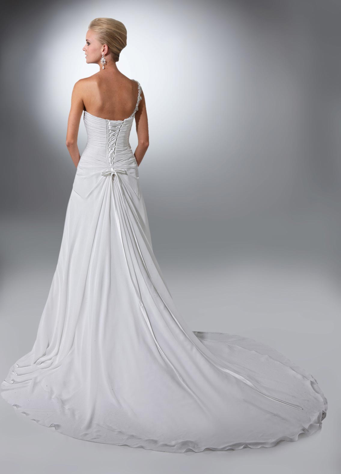 Back view of Style : 50092