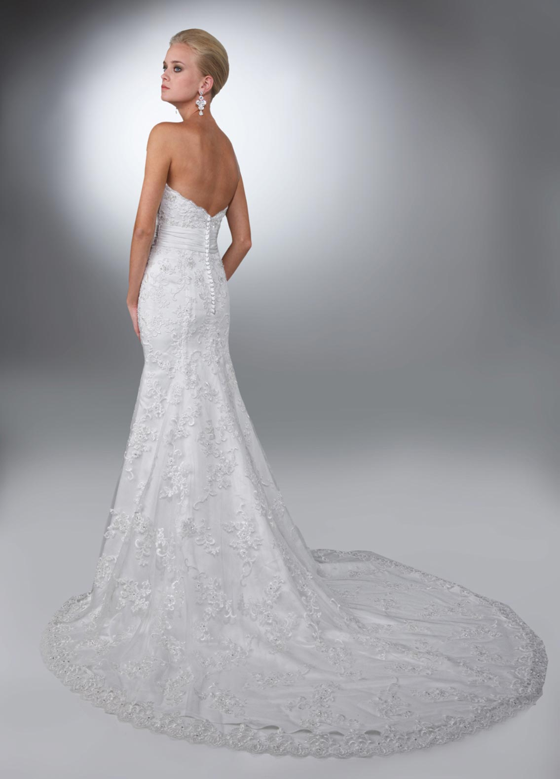 Back view of Style : 50096