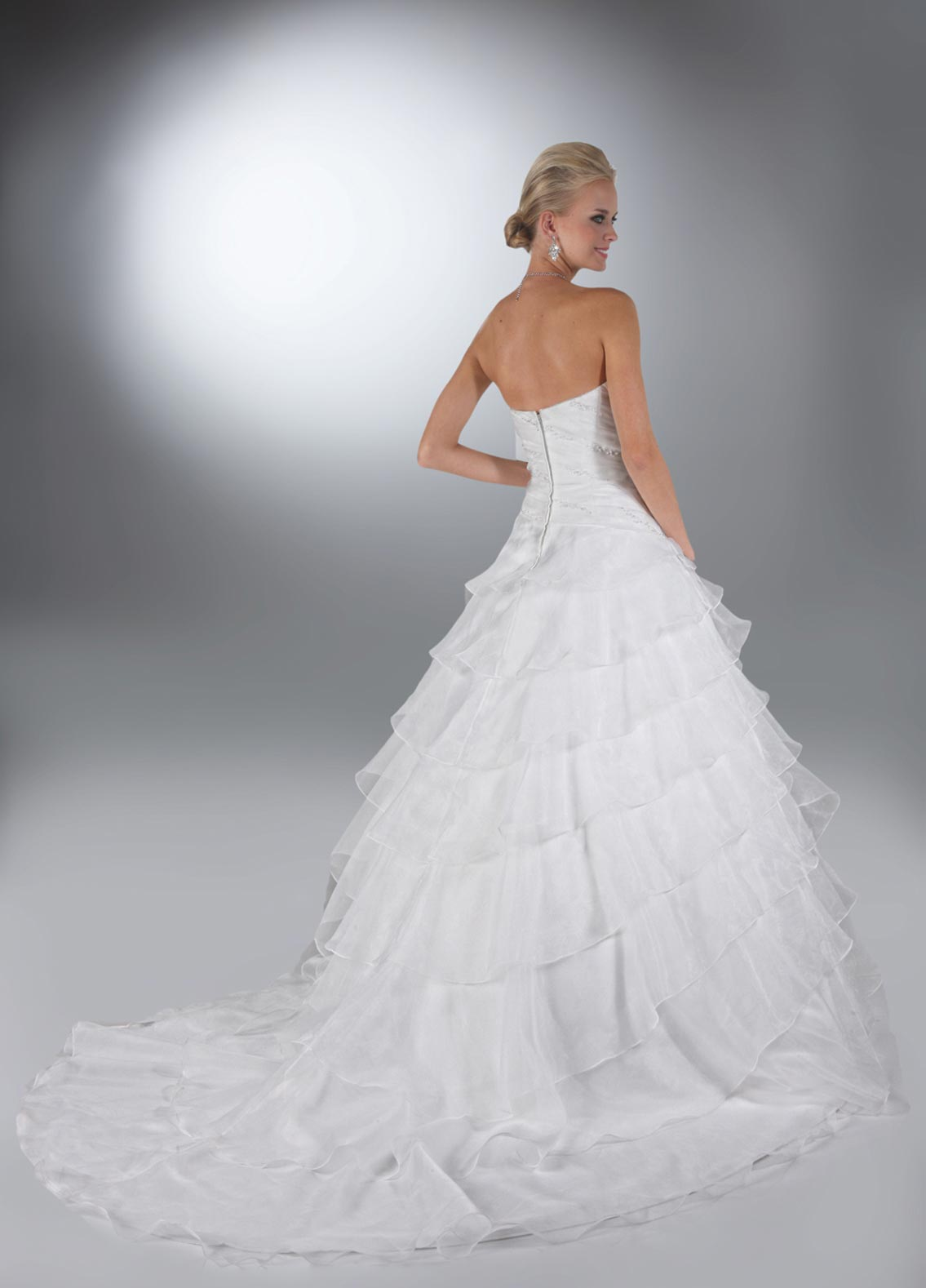 Back view of Style : 50106