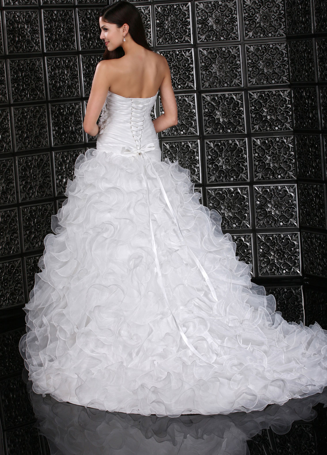Back view of Style : 50139