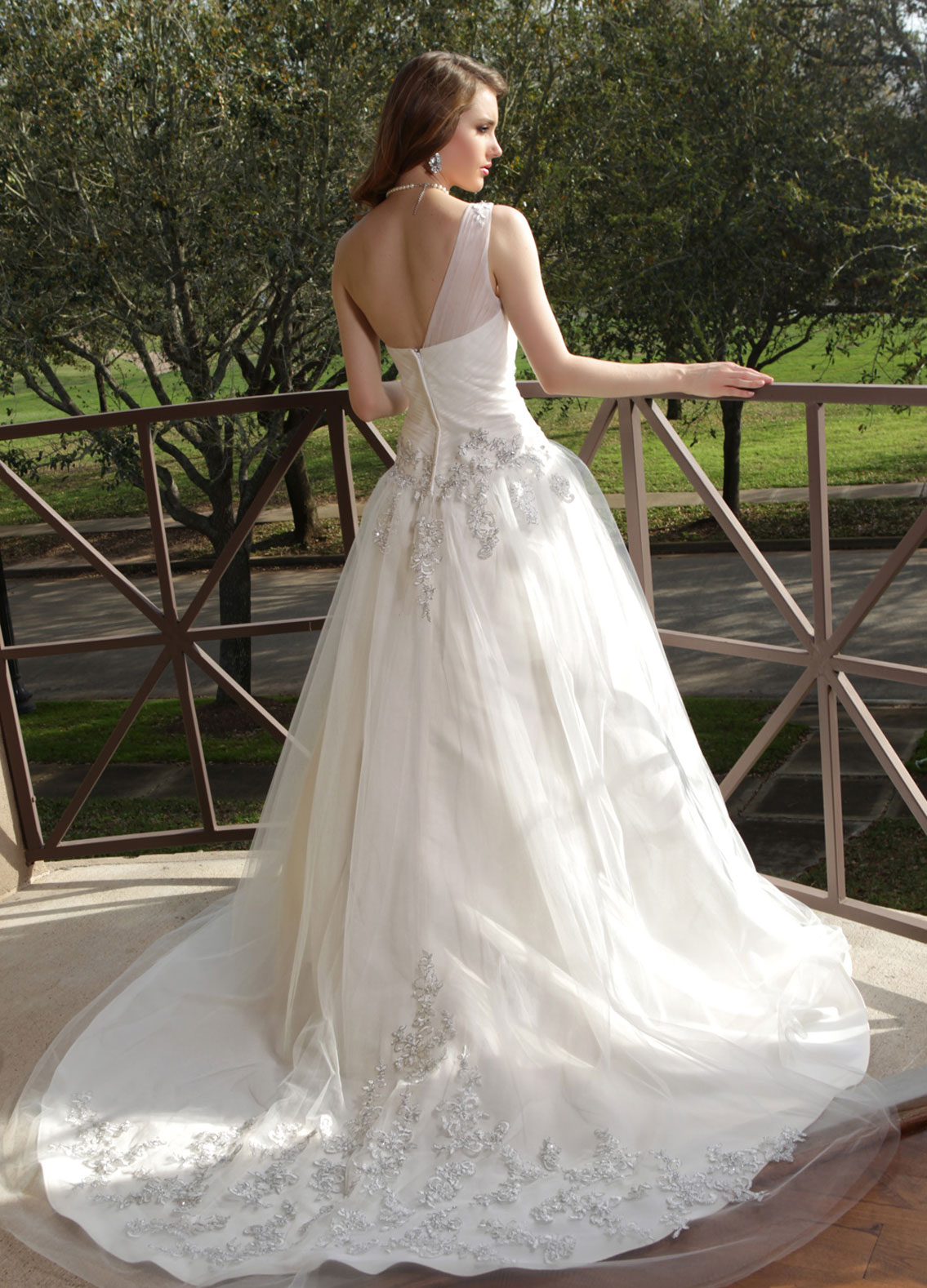 Back view of Style : 50153