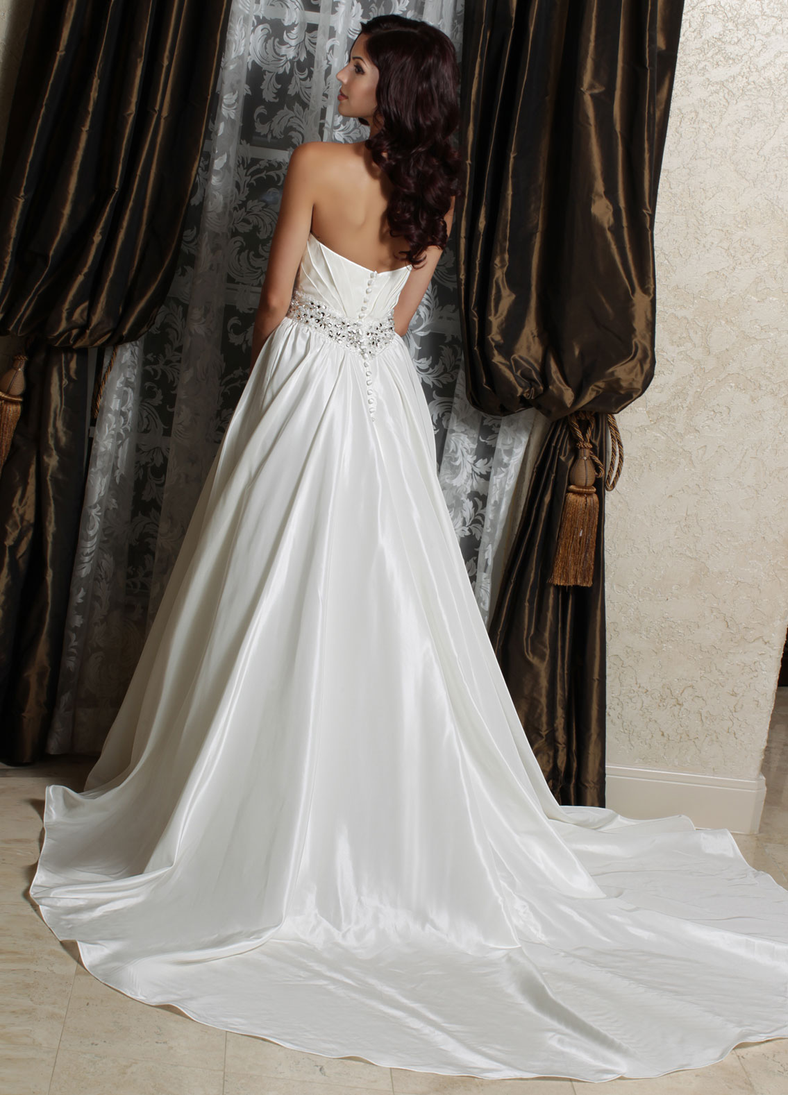 Back view of Style : 50165