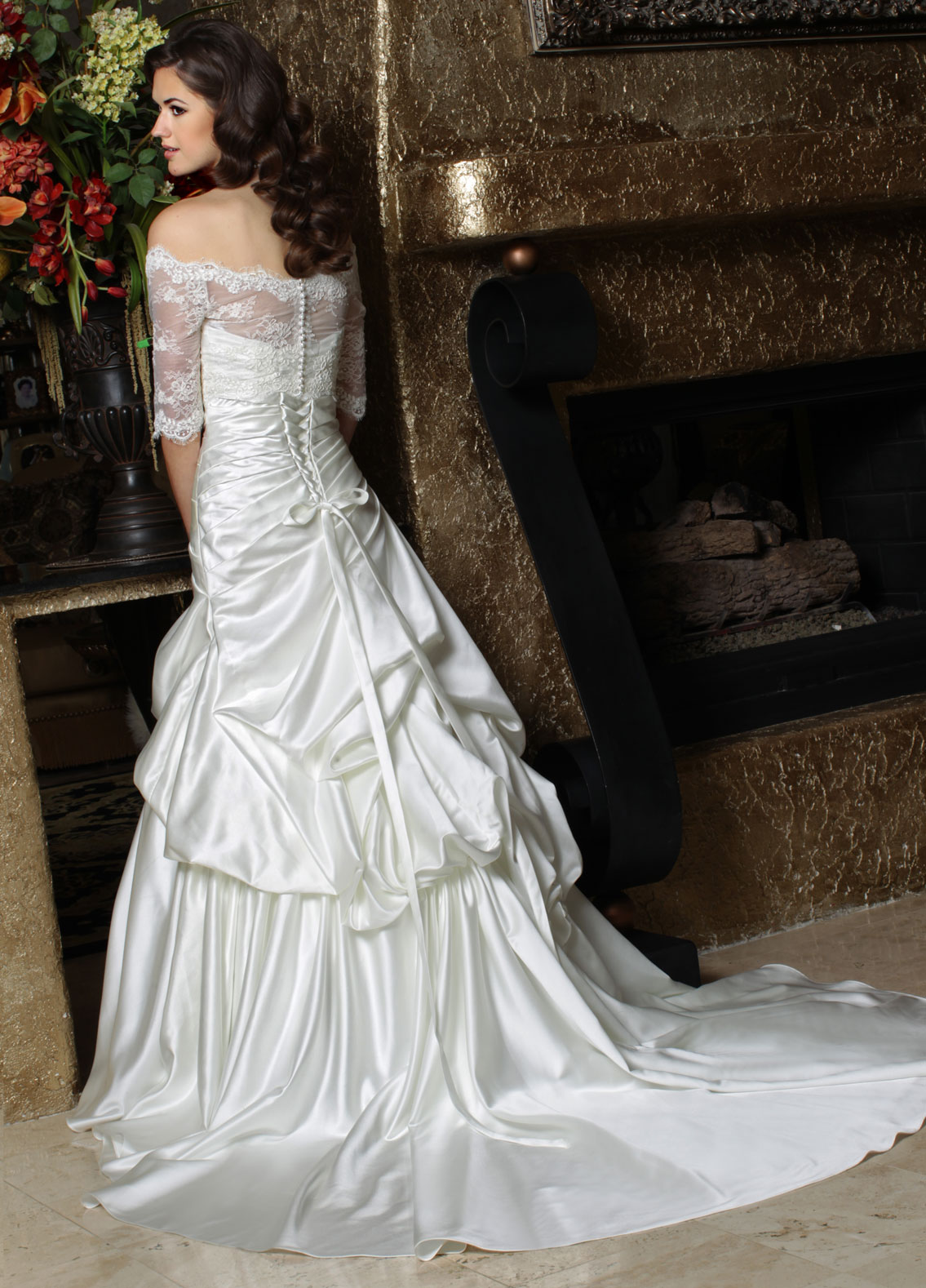 Back view of Style : 50185