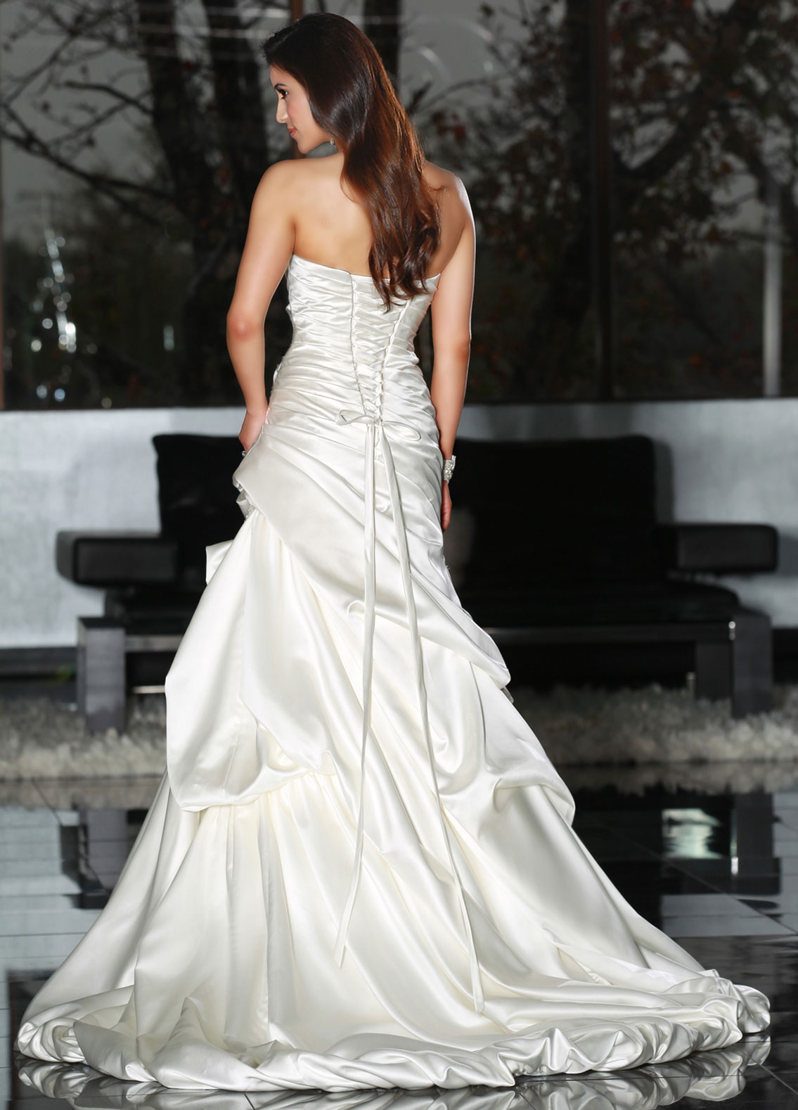 Back view of Style : 50204