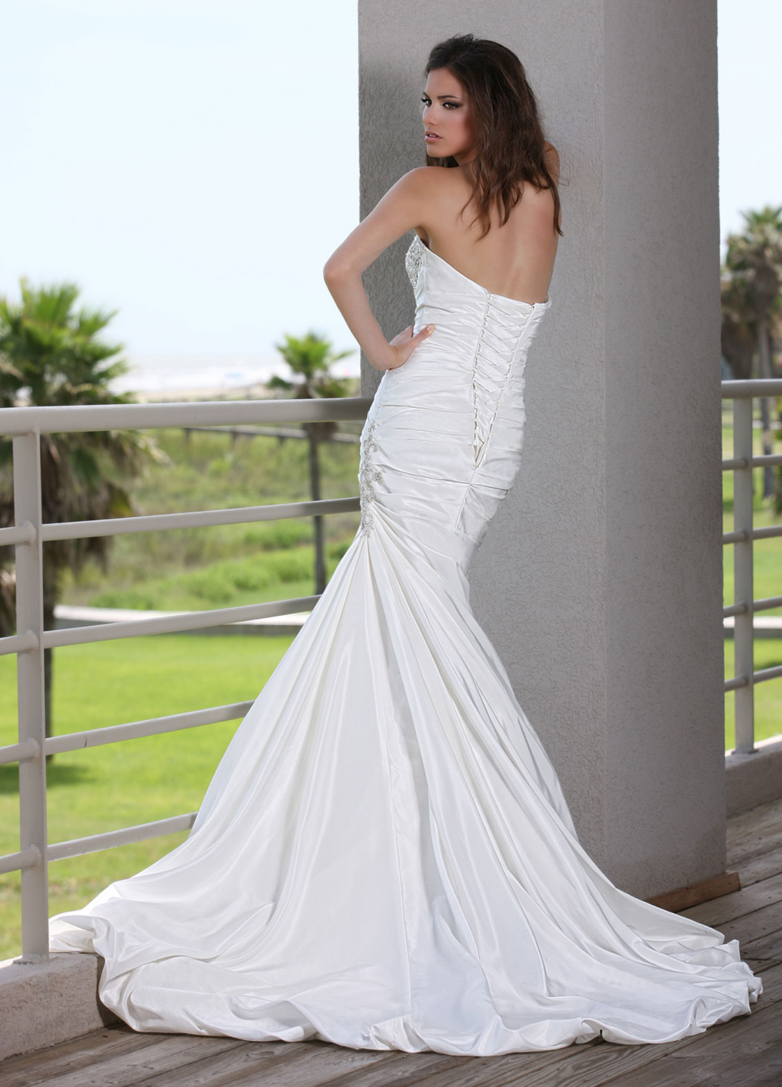 Back view of Style : 50237