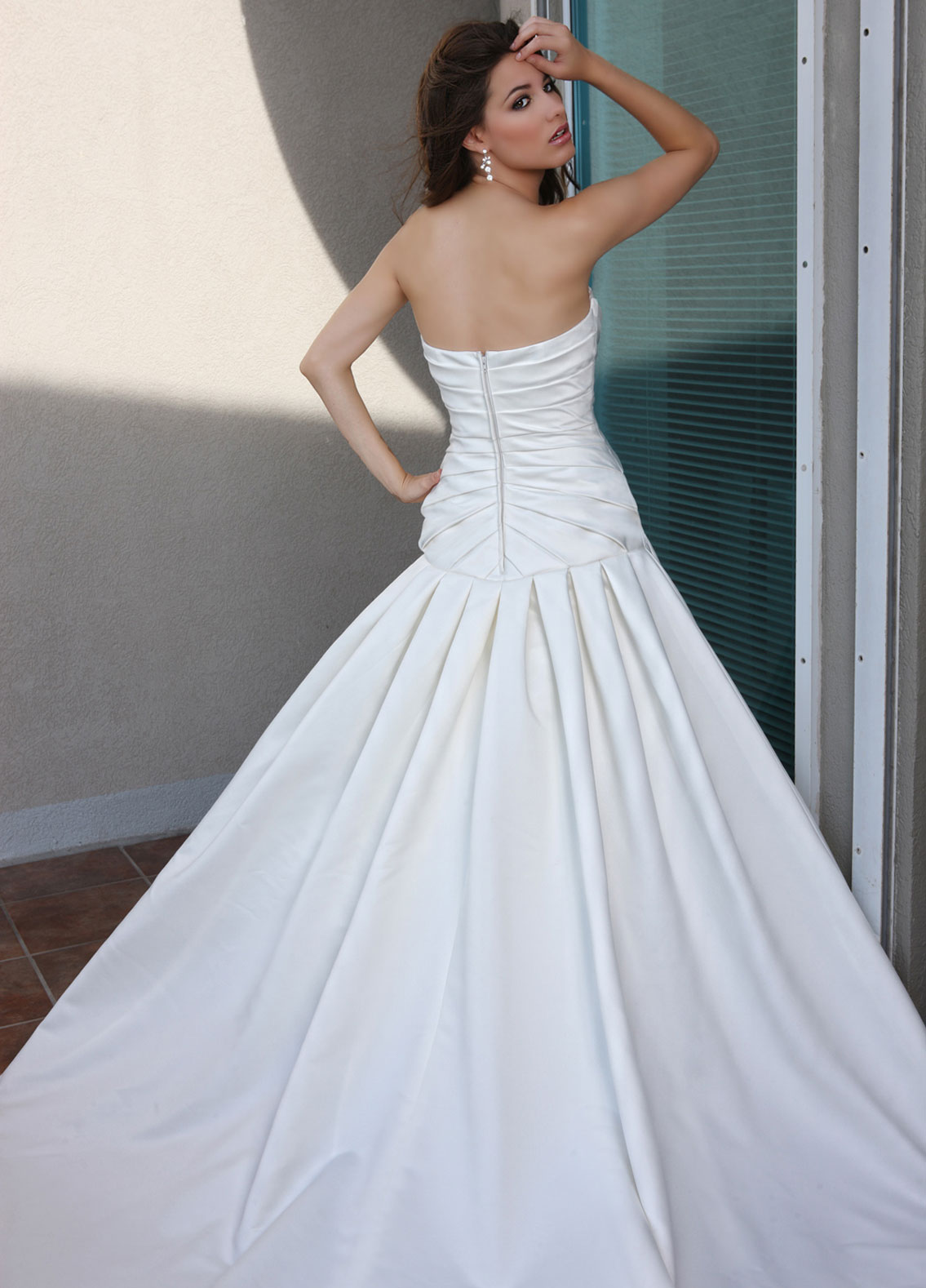 Back view of Style : 50250