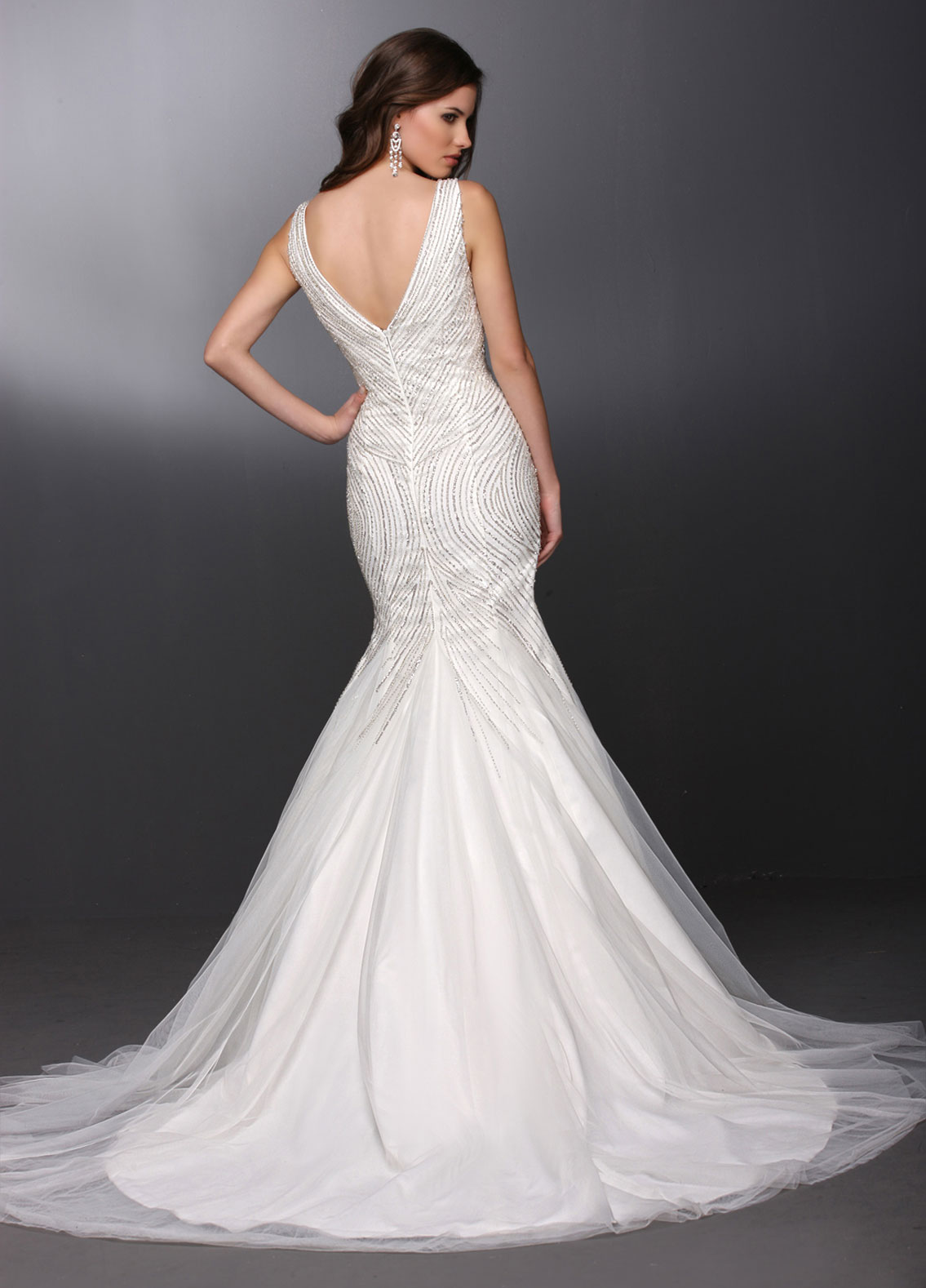 Back view of Style : 50263