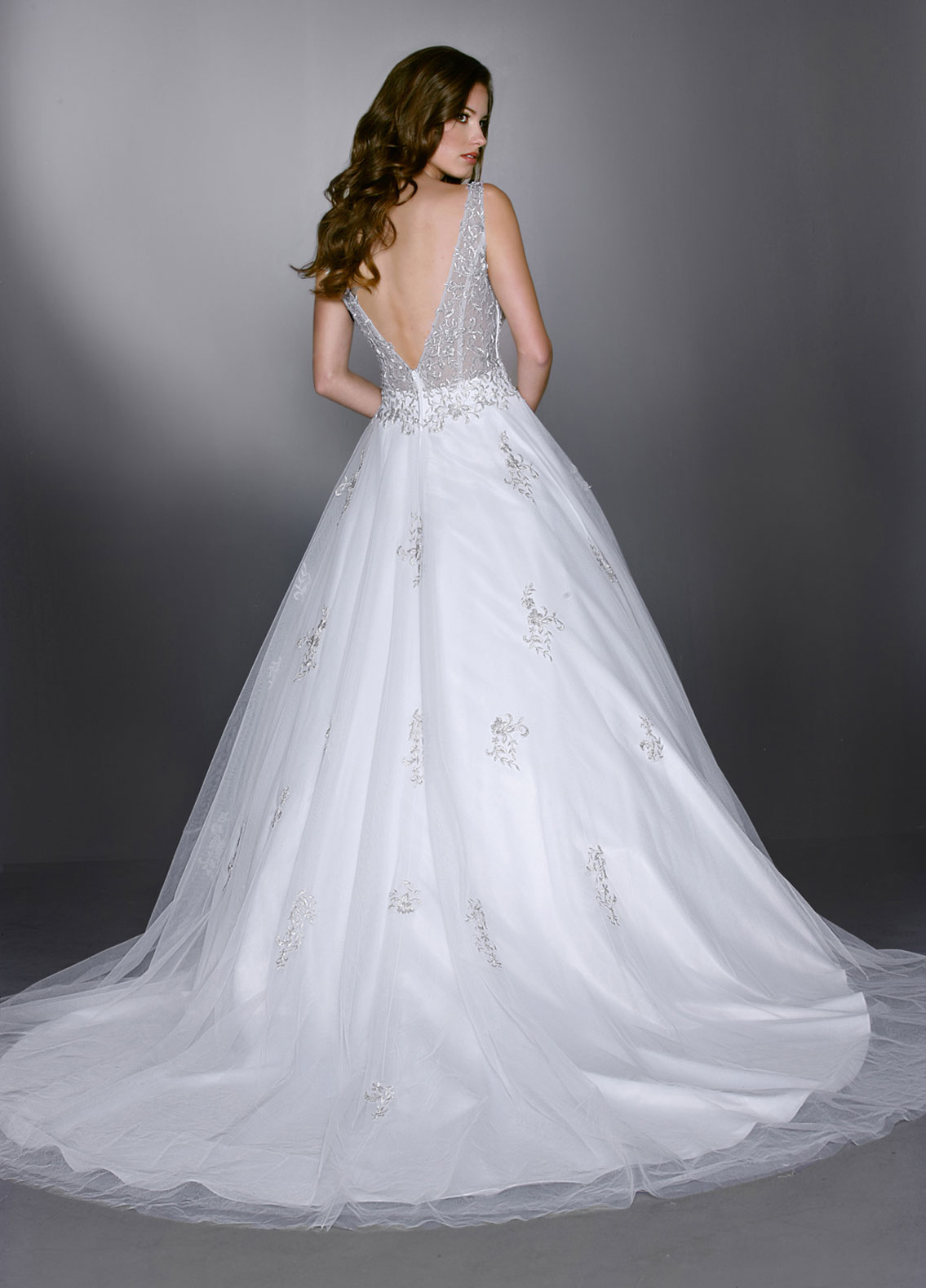 Back view of Style : 50267