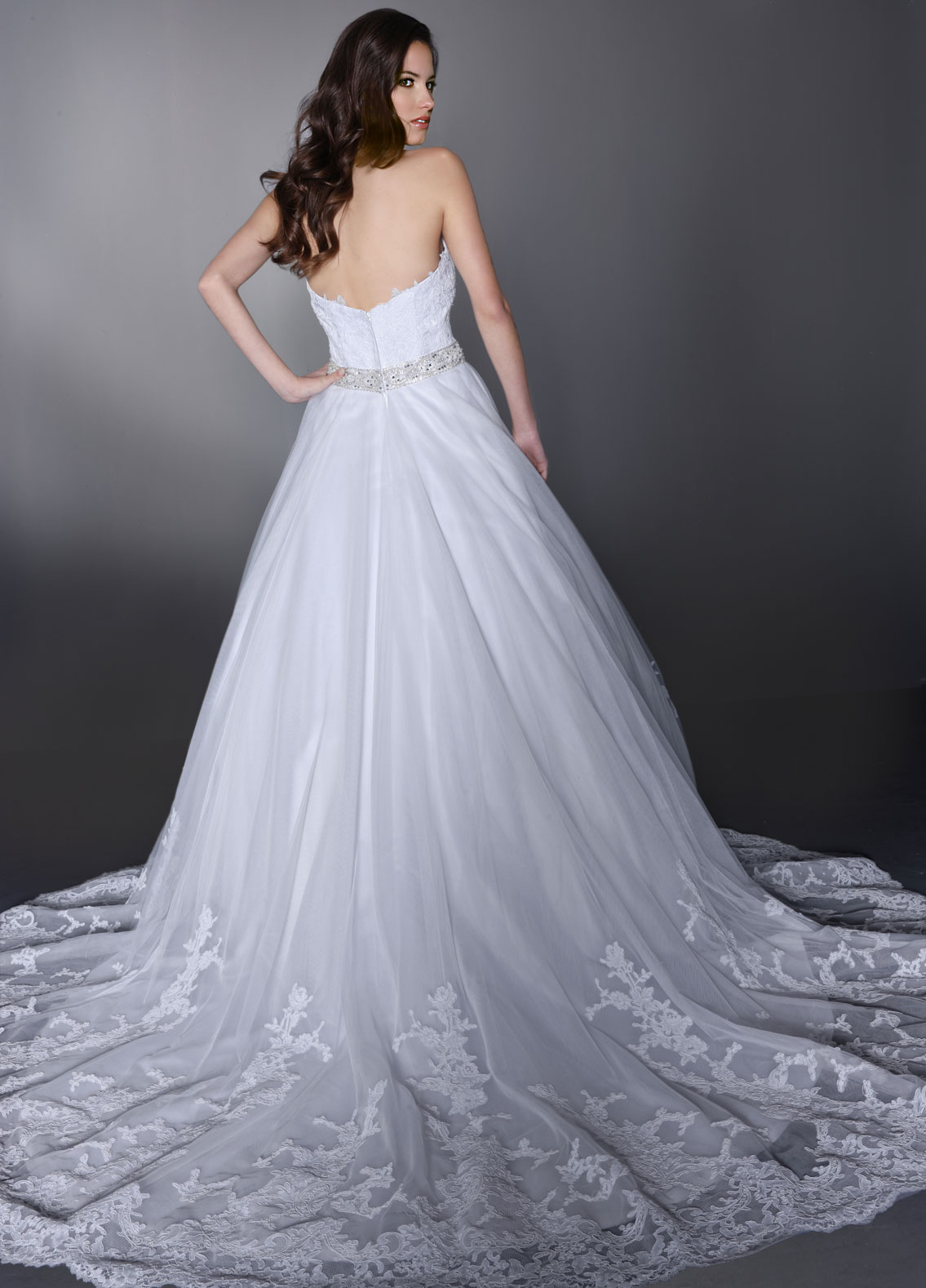 Back view of Style : 50268