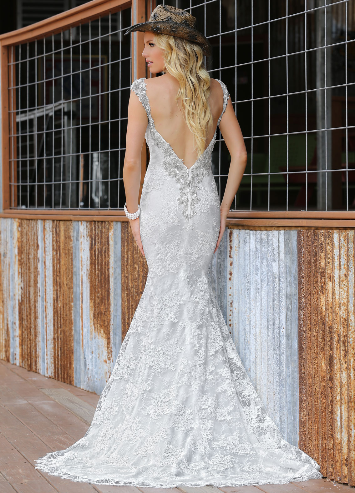 Back view of Style : 50307