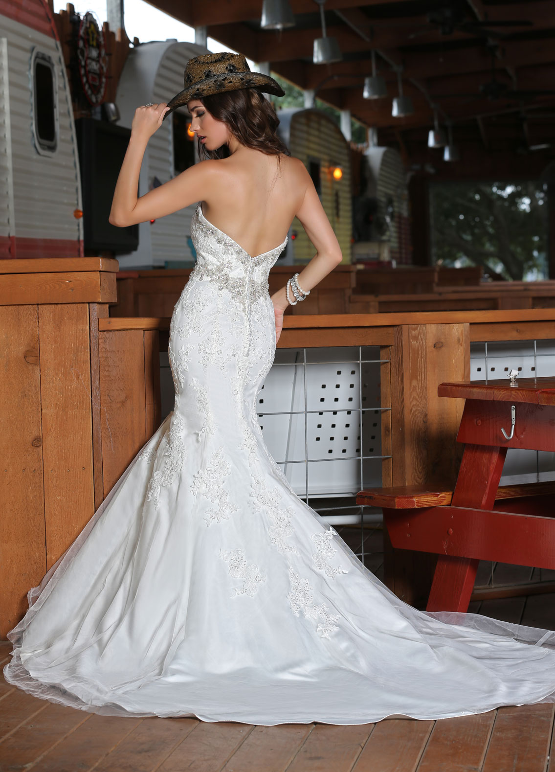 Back view of Style : 50314
