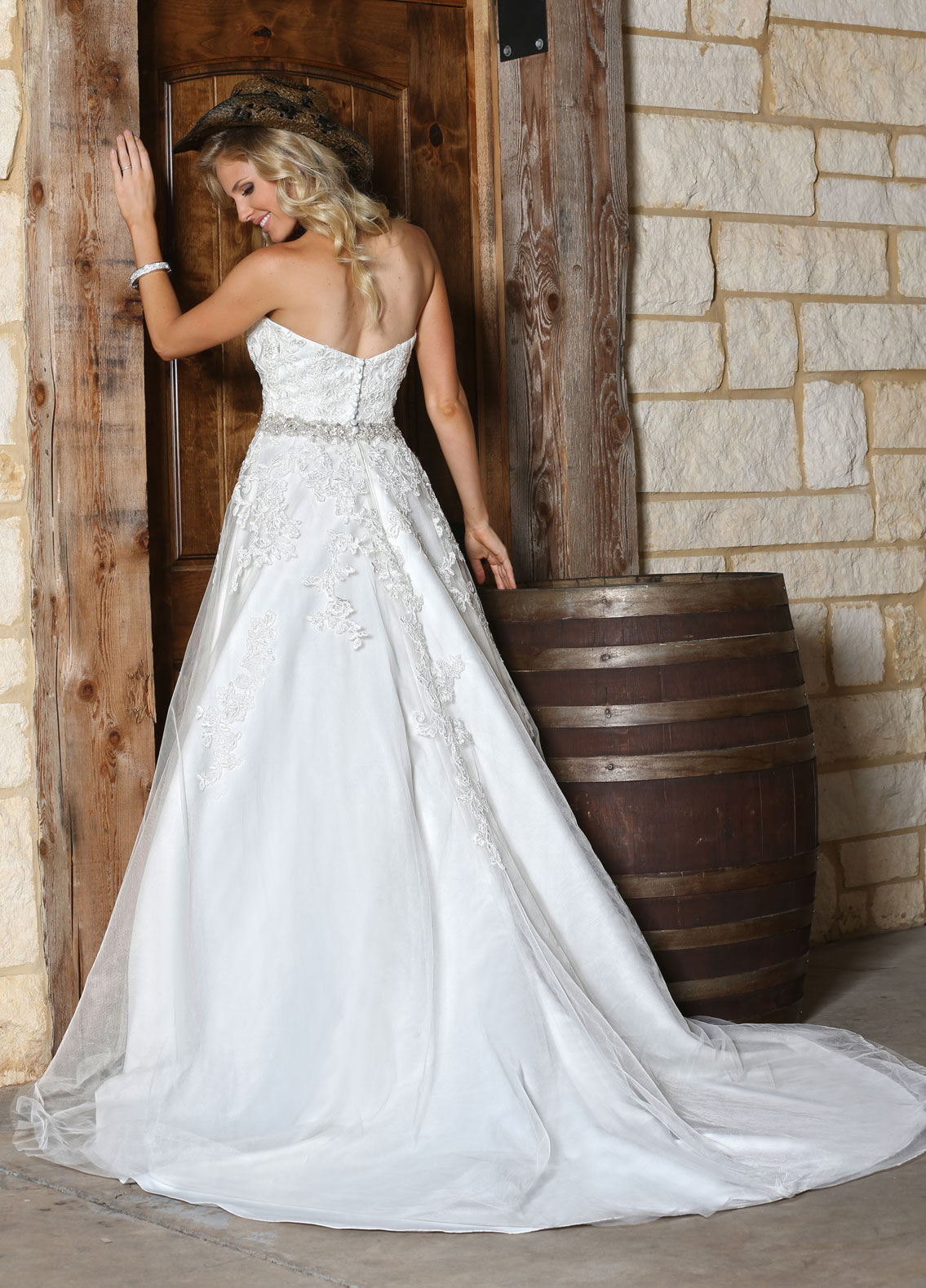 Back view of Style : 50315