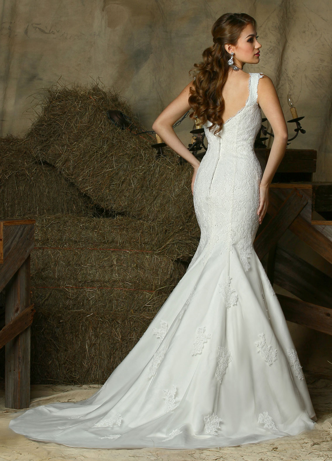 Back view of Style : 50321