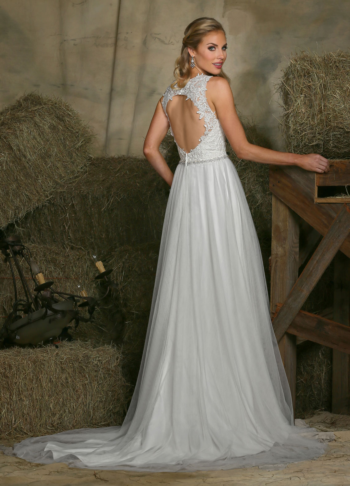 Back view of Style : 50322