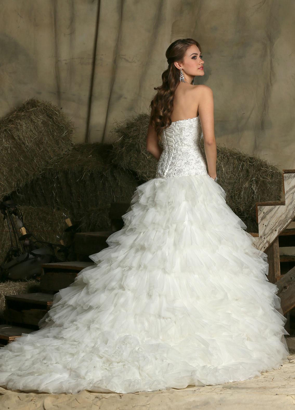 Back view of Style : 50325