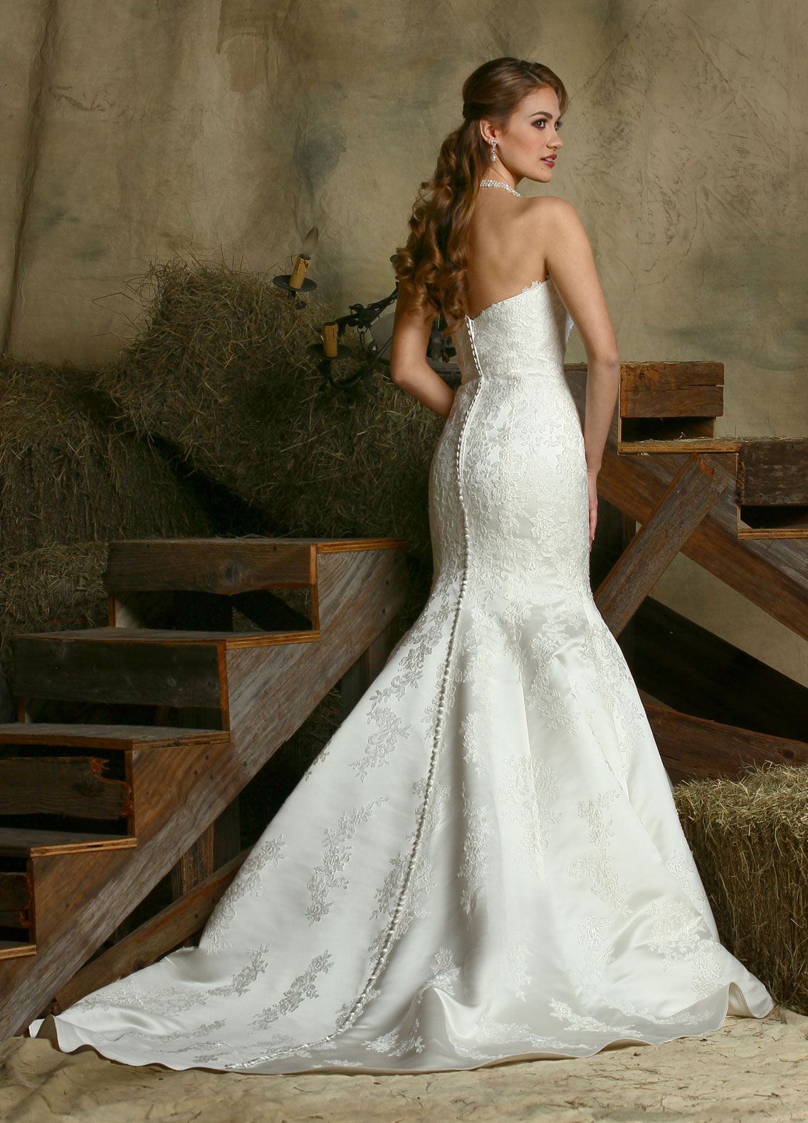 Back view of Style : 50332