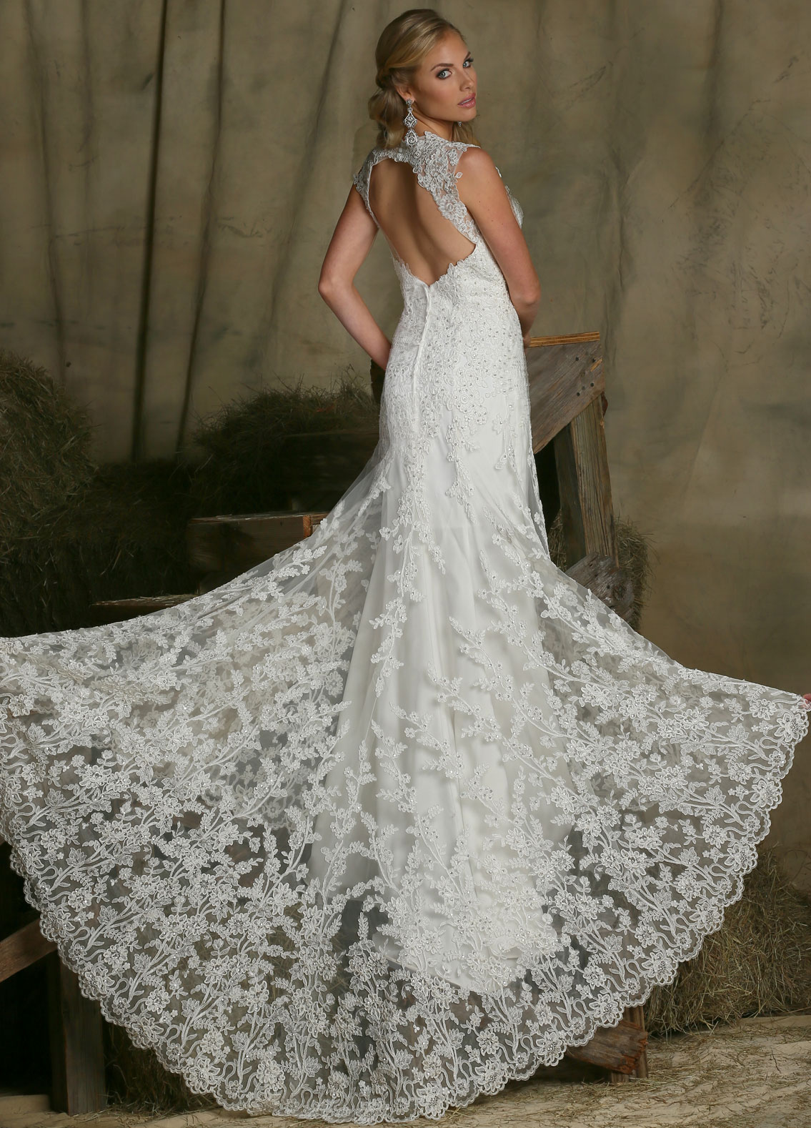 Back view of Style : 50336
