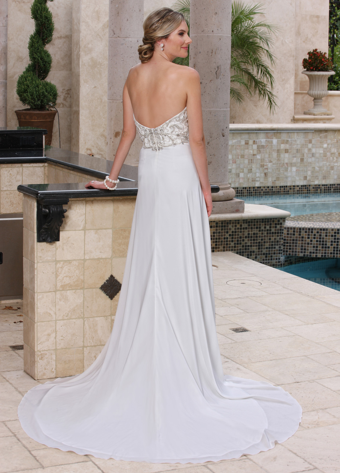 Back view of Style : 50365