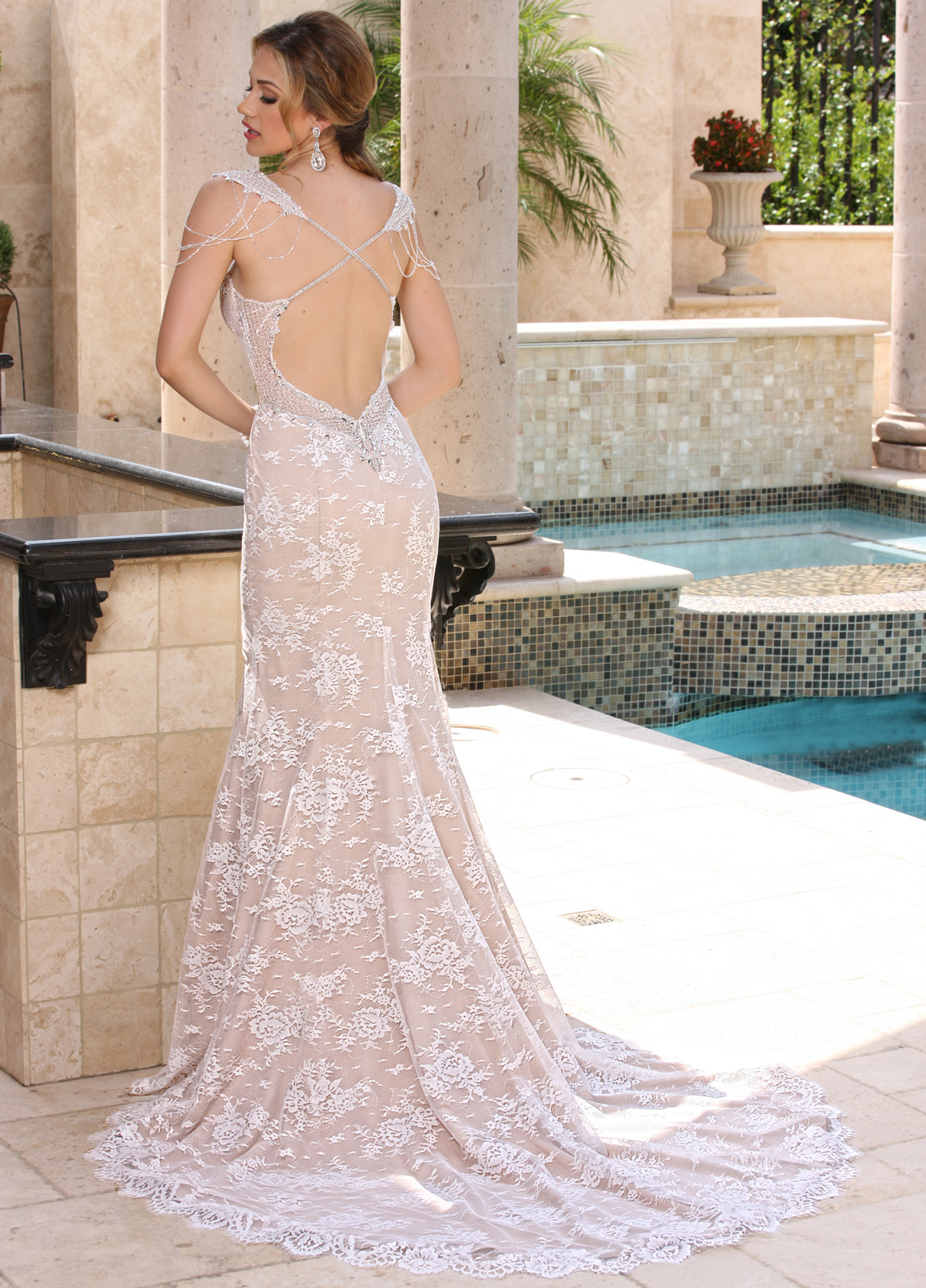Back view of Style : 50369