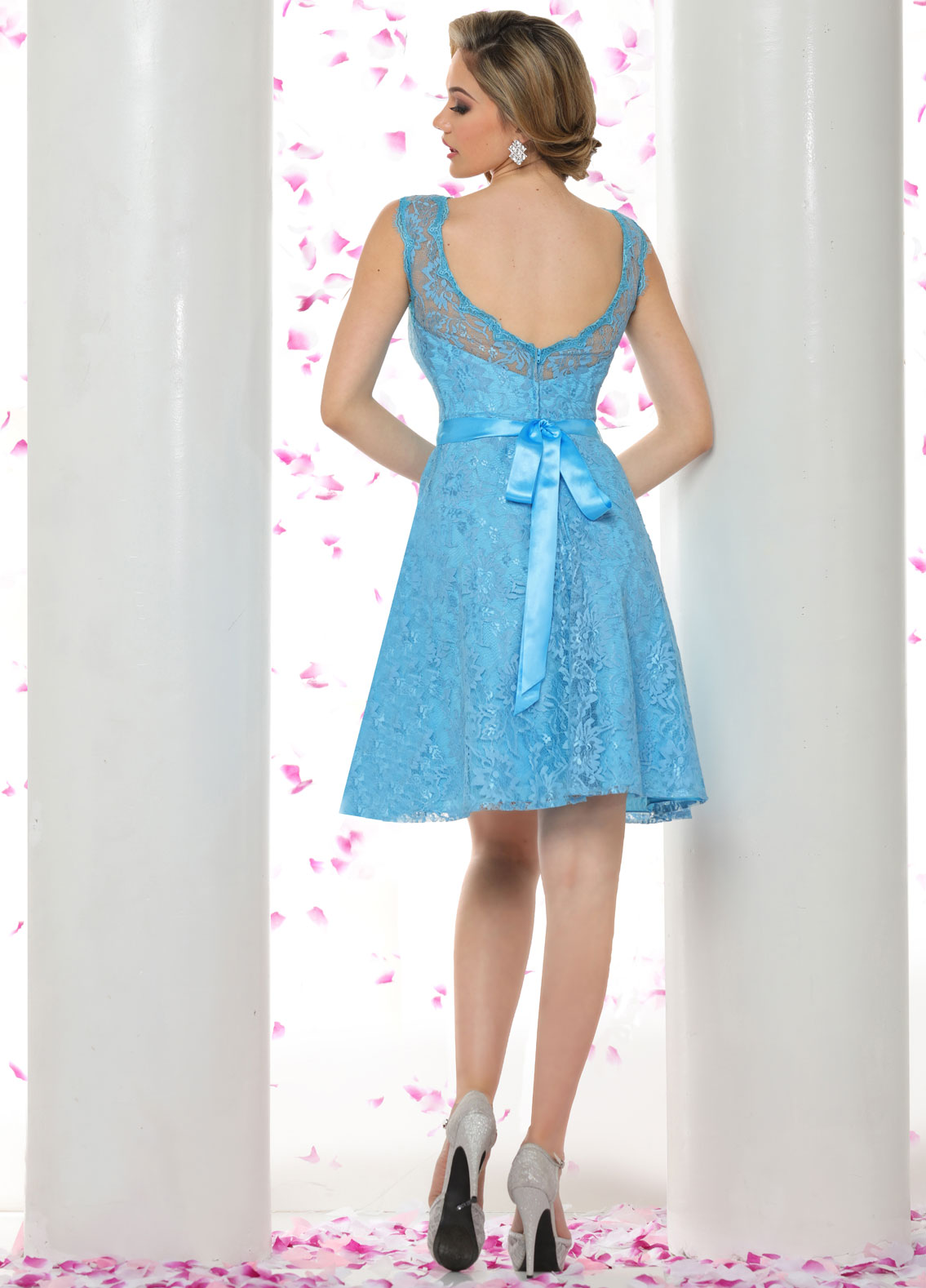 Back view of Style : 60271