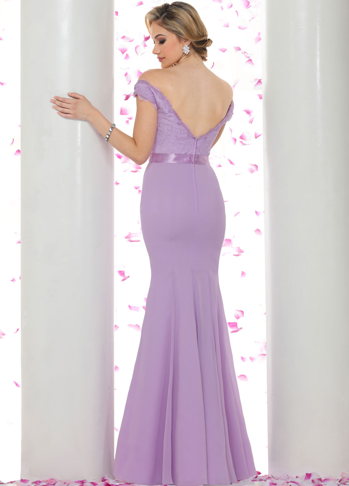 Back view of Style : 60276